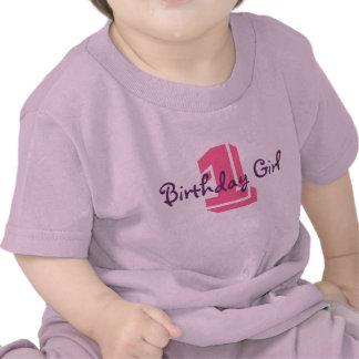 1, Birthday Girl Shirts