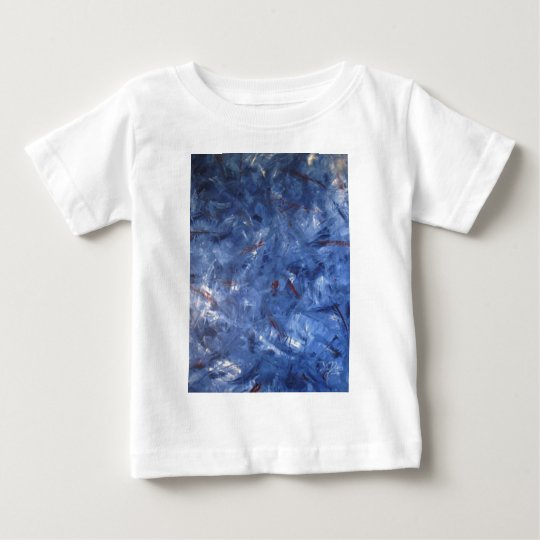 1-blue-imaginary-guillermo-mason baby T-Shirt