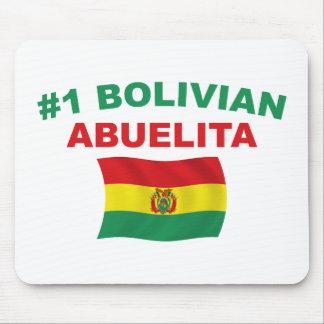 #1 Bolivian Abuelita Mouse Pad