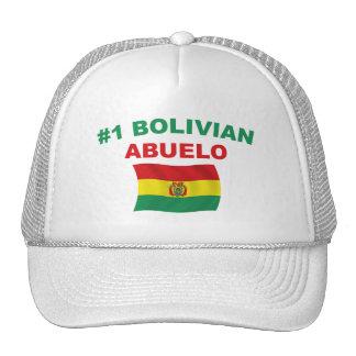 #1 Bolivian Abuelo Mesh Hats