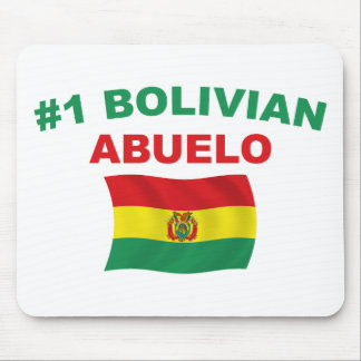 #1 Bolivian Abuelo Mouse Pad