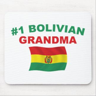 #1 Bolivian Grandma Mouse Pad