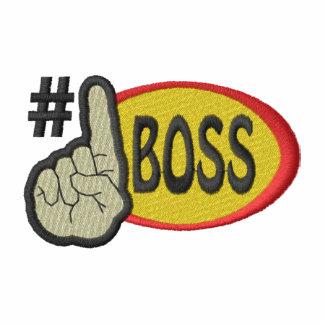 1 Boss Chaqueta Bordada