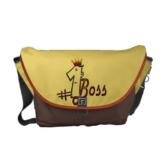 1 boss Messenger Bag