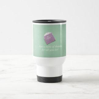 #1 Boss Travel Mug