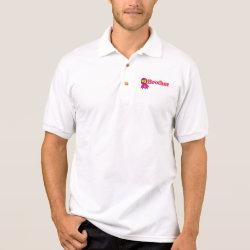 Men's Gildan Jersey Polo Shirt with #1 Brother Award design