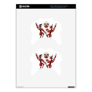 1 BUBBLE ZAZZ (6) XBOX 360 CONTROLLER SKIN
