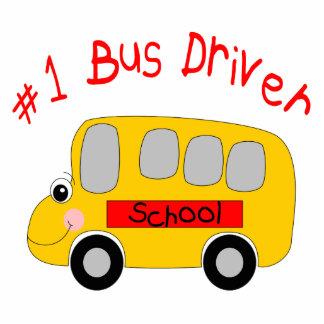 #1 Bus Driver Photo Cutout