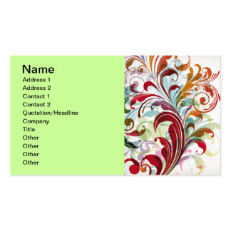 1 BUSINESS CARD