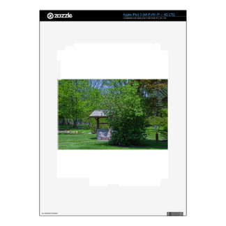 1 By the Wishing Well-horizontal.JPG Skins For iPad 3