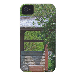 1 By the Wishing Well-vertical.JPG Case-Mate iPhone 4 Case