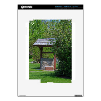 1 By the Wishing Well-vertical.JPG iPad 3 Decals