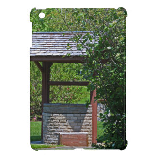 1 By the Wishing Well-vertical.JPG iPad Mini Cases