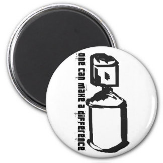 1 CAN REFRIGERATOR MAGNET