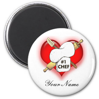 #1 Chef Magnet