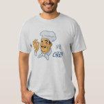 #1 Chef Tshirts
