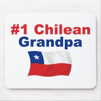 #1 Chilean Grandpa Mouse Pad