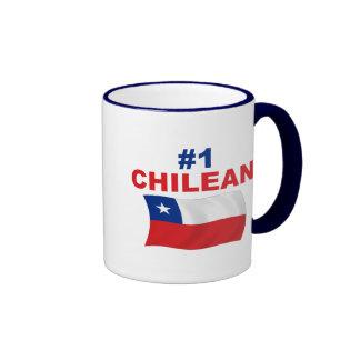 #1 Chilean Ringer Coffee Mug