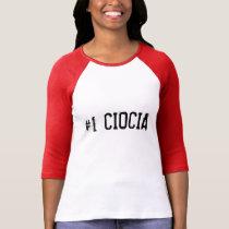 #1 CIOCIA T-Shirt