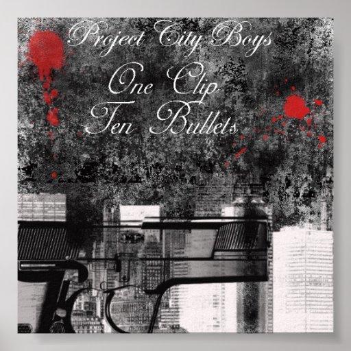 1 Clip 10 Bullets poster 1