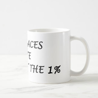 1% COFFEE MUG