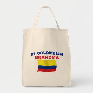 #1 Colombian Grandma Tote Bag