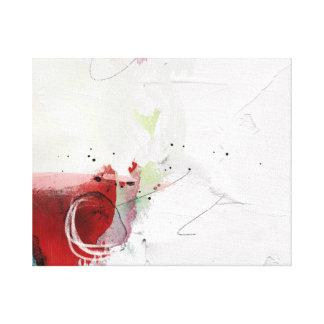 1 contemporáneo abstracto sin título impresión en lienzo