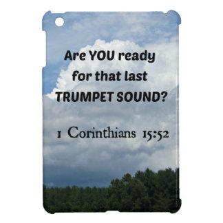1 Cor. 15:52 - The Rapture! iPad Mini Cover