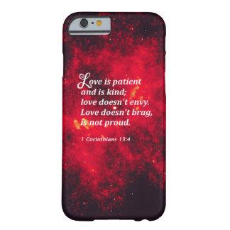 1 Corinthians 13:4 iPhone 6 Case
