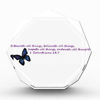 1 Corinthians 13:7 Award