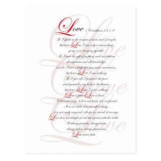 1 Corinthians 13 Postales