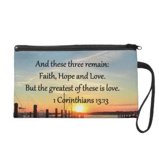 1 CORINTHIANS 13 SUNSET DESIGN WRISTLET