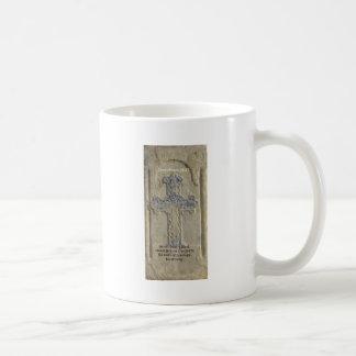 1 Corinthians 16:13  Faith Bible Verse Classic White Coffee Mug