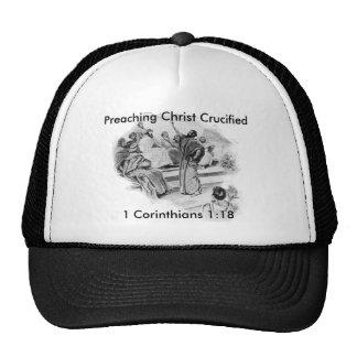 1 Corinthians 1:18 Ball Cap