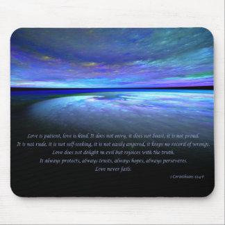1 Corinthians 4:8 Mouse Pad