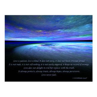 1 Corinthians 4:8 Postcard
