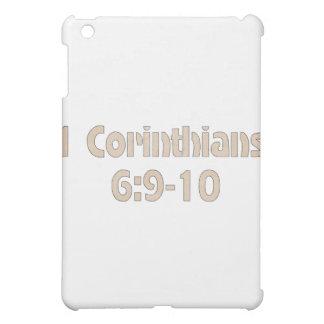 1 Corinthians 6:9-10 iPad Mini Covers