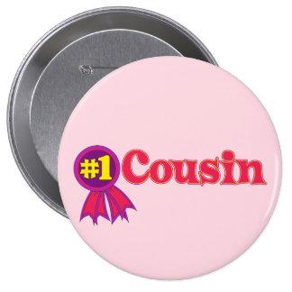 #1 Cousin Button