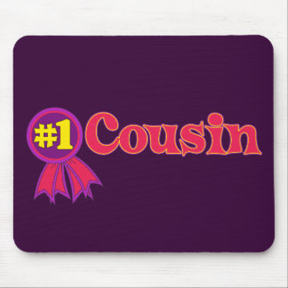 #1 Cousin Mouse Pad