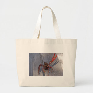1 crawfish canvas bag