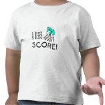 1 CUENTA del palo del palo 3 del palo 2 Camisetas