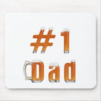 #1 Dad 1 Mousepads