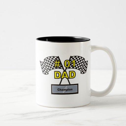 # 1 dad 2, # 1 dad 2 coffee mug