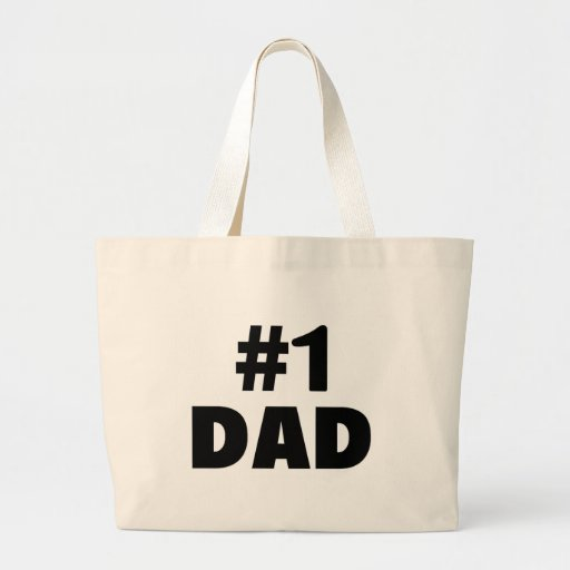 #1 Dad Bags