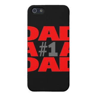 #1 Dad Cover For iPhone SE/5/5s