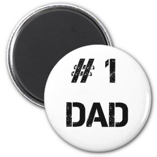 # 1 dad father dady magnet