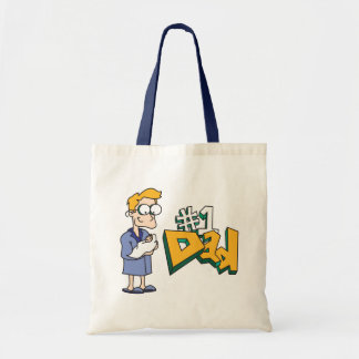 #1 Dad Father's Day Bag