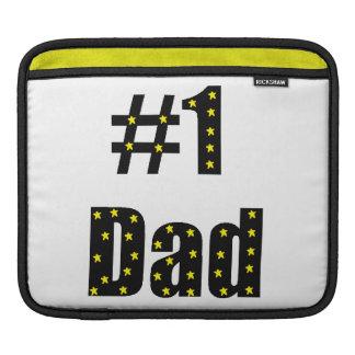 #1 Dad MacBook Sleeve