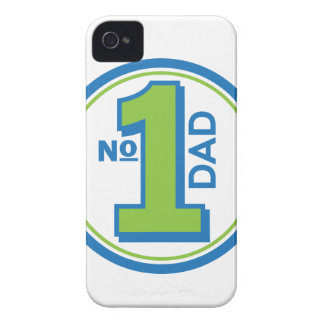 #1 Dad iPhone 4 Cover