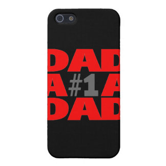 #1 Dad iPhone SE/5/5s Cover